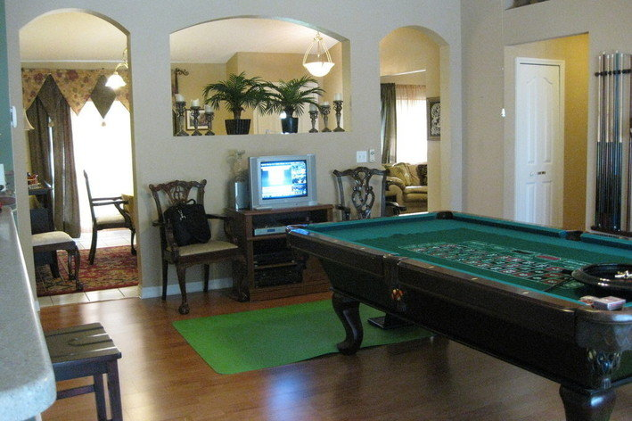 pool table house