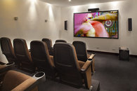 movie theater cinema for 10 people