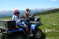 Quad Biking.  Adventure Center at Pamporovo Village