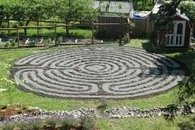 Enjoy the 'Labyrinth of Thyme' footsteps away from your private suite entrance