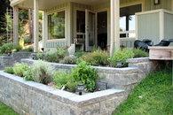 Fresh herbs on your doorstep - help yourself!