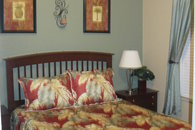 2nd Master-Queen Bed