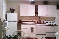 A fully equped kitchen!.