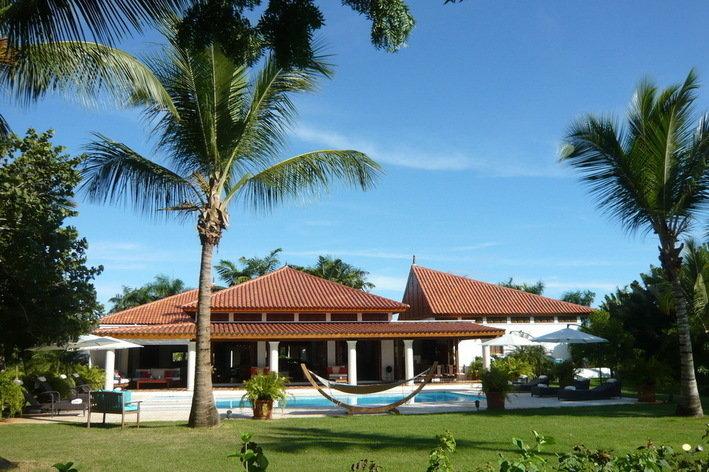 Rentini casa de campo superb villa golf beach - Casa de campo la romana ...