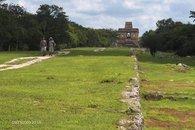 Mayan site