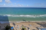 Fantastic oceanfront corner condo with unbelievable views of the Atlantic