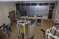 Fittness room
