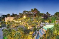 villa for party in mougins