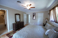 Very spaious and warm Master bedroom suit