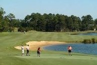 The top rated golf course