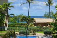 Waipouli Beach Resort F204 Beautiful  Ocean & Pool View