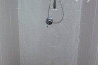 Bula Vista tiled shower