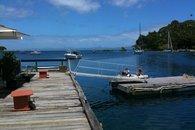 Savusavu, Fiji Copra Shed wharf for yachts