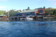 Savusavu, Fiji Copra Shed
