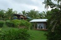 Bula Vista Cabin and yoga pavilion with tents, Savusavu, Fiji