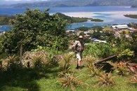 Gardening Bula Vista, Savusavu, Fiji