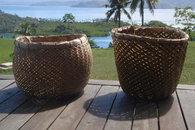 Savusavu, Fiji handicrafts