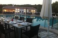 pool and grill restaurant