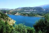 lake of Beznar