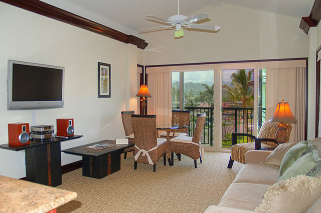 Luxury Kauai 1 Bedroom Condo