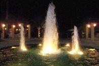 Fountain at the Beach Club